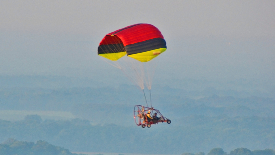 Easy Flight Powered Parachutes | The Adventure Starts Here!