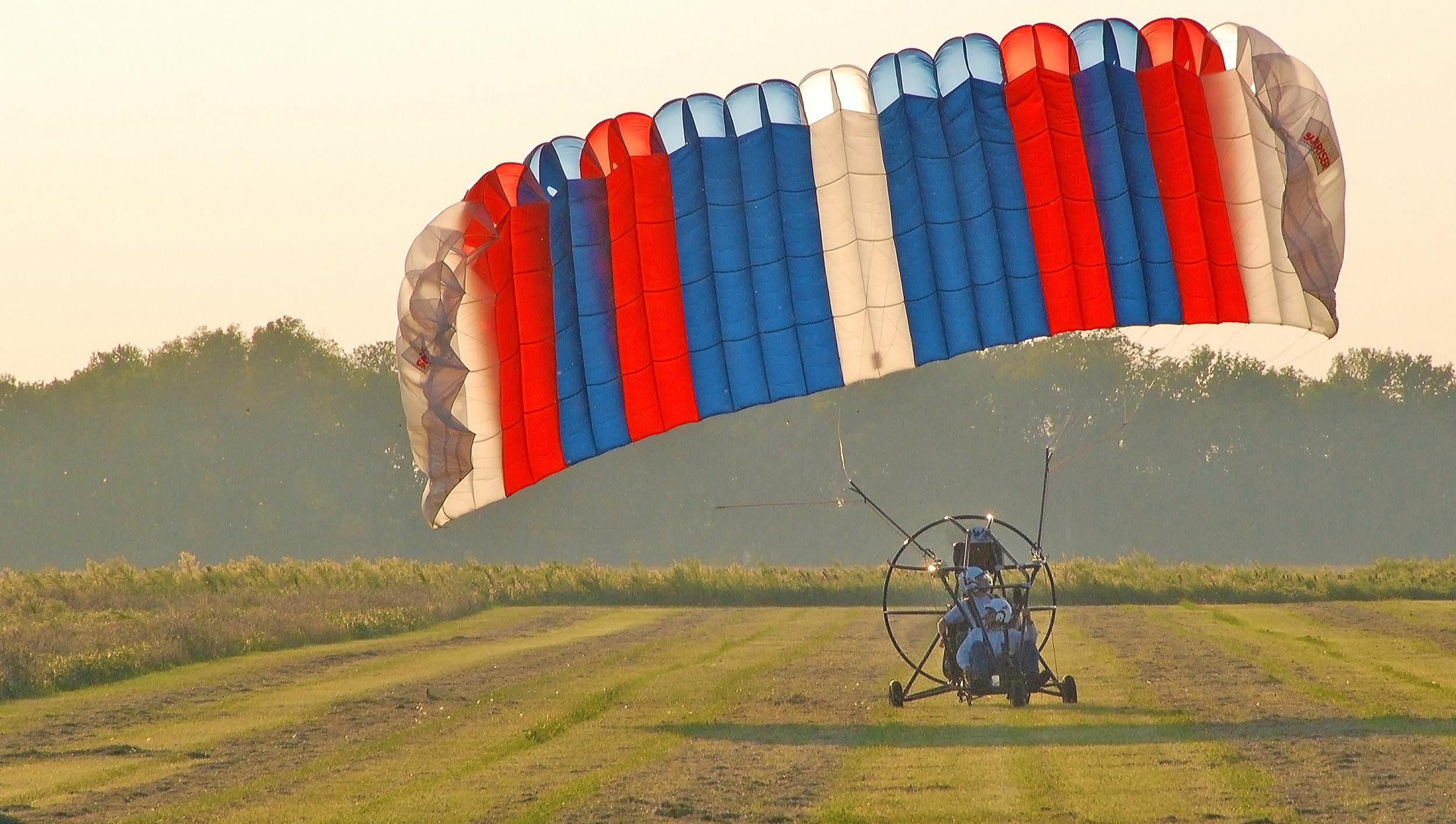 Easy Flight Powered Parachutes | Preparing For Flight Training